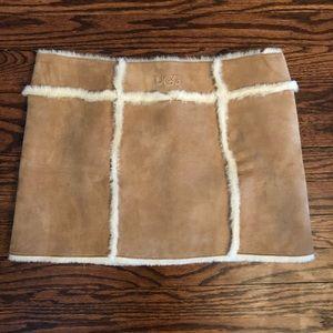 Ugg mini skirt